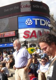 Picadilly, London